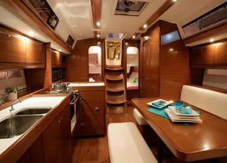 Noleggio barche a vela dufour 405 gl sailing yacht for Cabine al lago shadd